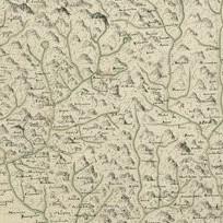 [Partie des Pyrénées comprise entre Fontarabie, la côte Basque, l'Adour, le gave de Pau, Lourdes, Saint-Gaudens, l'Ariège et la frontière] BNF, cote GE C-5297